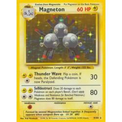 Magneton (holo/glimmer) (brugt stand)