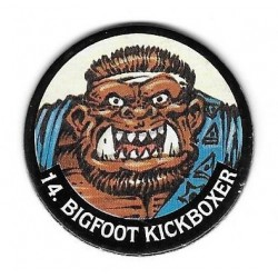 Bigfoot Kickboxer