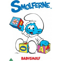 Smølferne - Babysmølf (ny dvd)