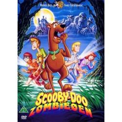 Scooby Doo på Zombieøen (brugt dvd)