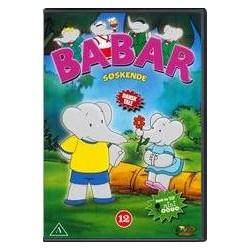 Babar 12 - Søskende (brugt dvd)