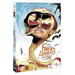 Fear and Loathing in Las Vegas (brugt dvd)