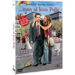 Men så kom Polly (brugt dvd)