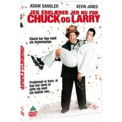 Jeg erklærer jer nu for Chuck og Larry (brugt dvd)
