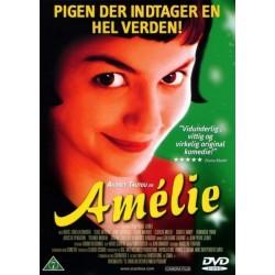 Amelie (brugt dvd)