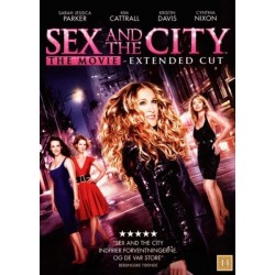 Sex and the City the Movie - Extended Cut (brugt dvd)