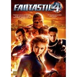 Fantastic Four (brugt dvd)