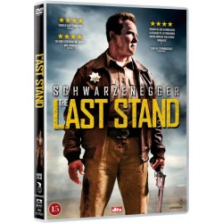 The Last Stand (brugt dvd)