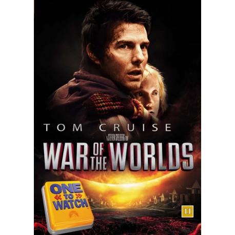 War of the Worlds (brugt dvd)