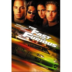 The Fast and the Furious (brugt dvd)