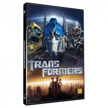 Transformers (brugt dvd)