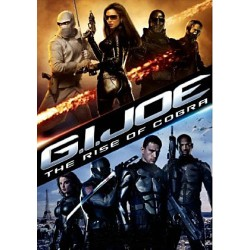 G.I. Joe the Rise of Cobra (brugt dvd)