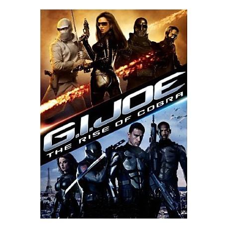 G.I. Joe the Rise of Cobra (brugt dvd)