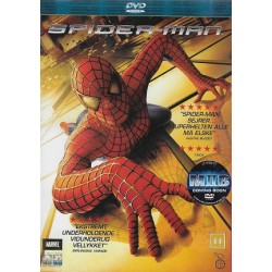 Spider-man (brugt dvd)