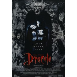 Bram Stoker's Dracula (brugt dvd)