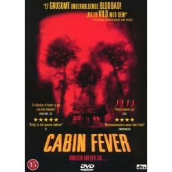 Cabin Fever (brugt dvd)
