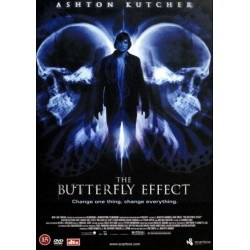 The Butterfly Effect (brugt dvd)