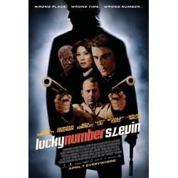 Lucky Number Slevin (brugt dvd)