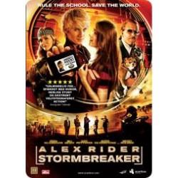 Alex Rider Stormbreaker (brugt dvd)