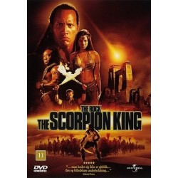 The Scorpion King (brugt dvd)