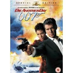 Die Another Day (brugt dvd)