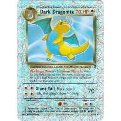 Dark Dragonite (Reverse Holo) MP