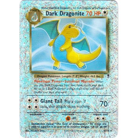 Dark Dragonite (Reverse Holo) MP
