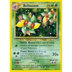 Bellossom (holo/glimmer)