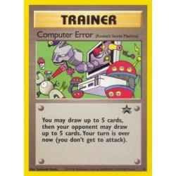 Computer Error (Promo)