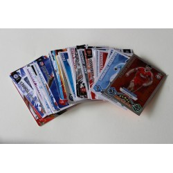 50+ fodboldkort