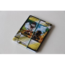 12 Ninjago kort