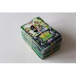 125+ Ben10 kort