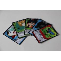 5 ret brugte Beyblade kort