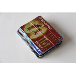 46 Skylanders kort