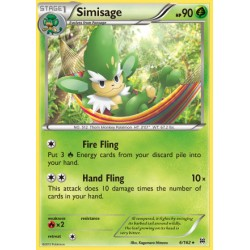 Simisage (rare)