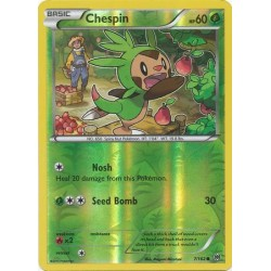 Chespin (common) (reverse holo)
