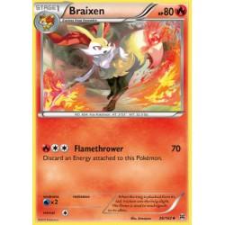 Braixen (uncommon)