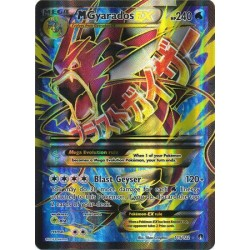 M Gyarados EX (full art ultra rare)
