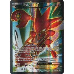 Scizor EX (full art ultra rare)
