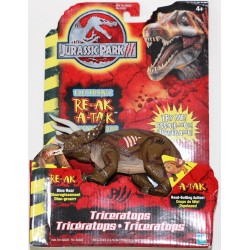 Triceratops (Jurassic Park 3) (Ny)