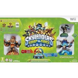 Skylanders Swap Force Starter Pack (Wii) (uåbnet produkt)