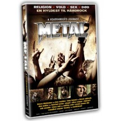 Metal - A Headbangers Journey (brugt dvd)