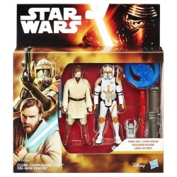 Obi-Wan Kenobi and Commander Cody Desert Mission 2-Pack Star Wars