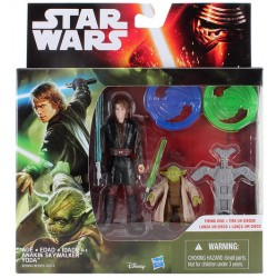 Anakin Skywalker and Yoda Forest Mission 2-Pack Star Wars