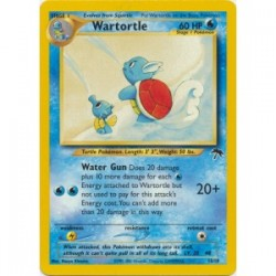 Wartortle Southern Islands Promo