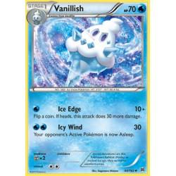 Vanillish (uncommon)