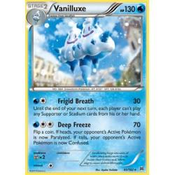Vanilluxe (rare)