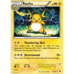 Raichu (rare)