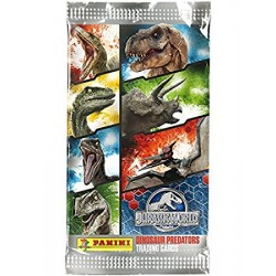 Jurassic World Samlekort booster pakke