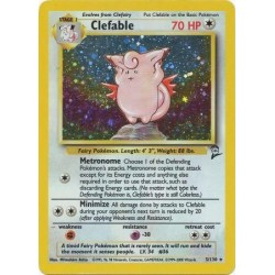 Clefable (holo rare)